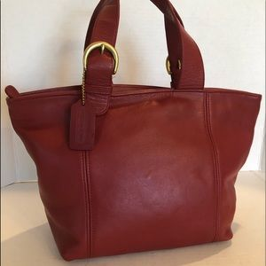 Authentic Classic Coach Soho Waverly Tote